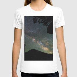 Galaxy Gazing T-shirt