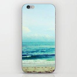 sea sheila beach iPhone Skin