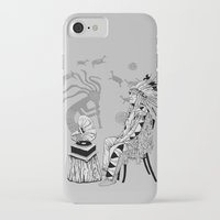 spiritual iPhone & iPod Cases featuring Spiritual Beginning by Astrablink7