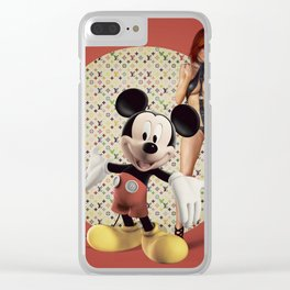 It's Showtime Clear iPhone Case
