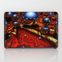 guardians iPad Cases featuring Guardians by Robin Curtiss