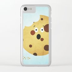 How the Cookie Crumbles Clear iPhone Case
