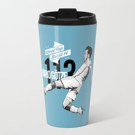 Mario Goetze Travel Mug