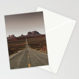 Run Forrest Stationery Cards