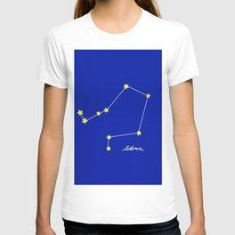 Libra Constellation T-shirt