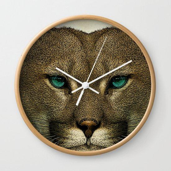 Tom Wall Clock