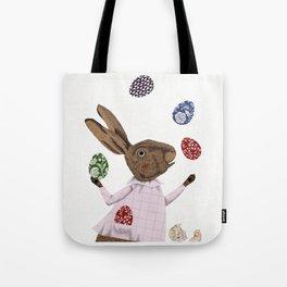 Hare-y Adventures Tote Bag