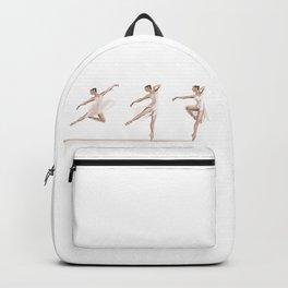 Ballet Dance Moves Backpack