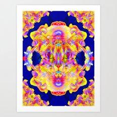 Rashidi-Lady Jasmine Art Print
