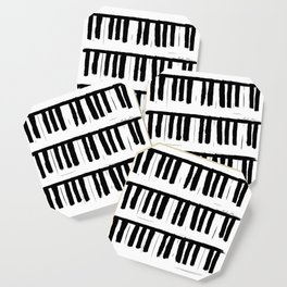 Piano Coaster