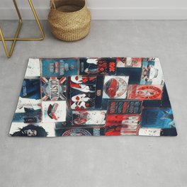 Posters Art Jeans Rug