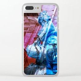 City of Angels - Palermo - Sicily Clear iPhone Case