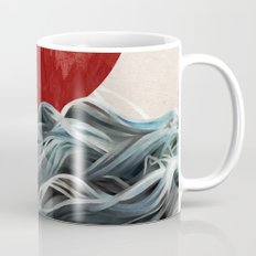 Sunrise in Japan Mug