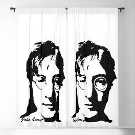 MUSIC GIFTS, CHRISTMAS GIFTS,GIFT WRAPPED FOR ALL MUSIC LOVERS Blackout Curtain