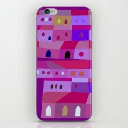 Ecatepec de Noche iPhone Skin