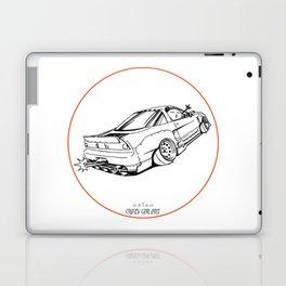 Crazy Car Art 0191 Laptop & iPad Skin