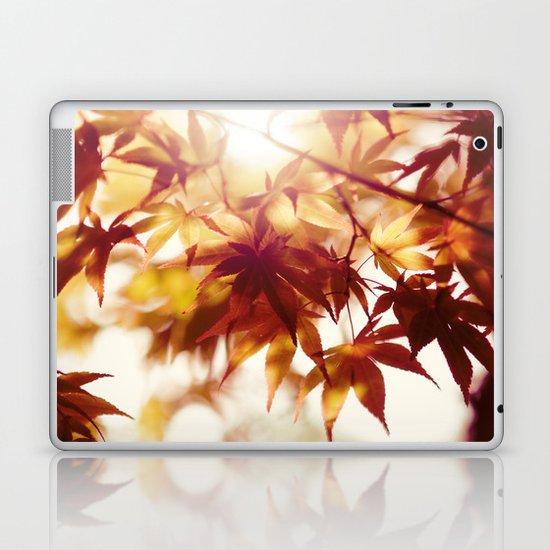 Autumn light Laptop & iPad Skin