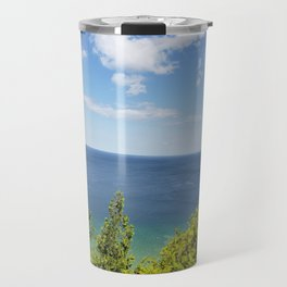 Lake Huron Travel Mug