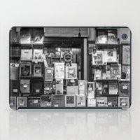 italian iPad Cases featuring Italian Bookshop by Zeno Photography