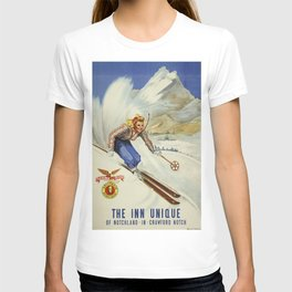 The Inn Unique T-shirt