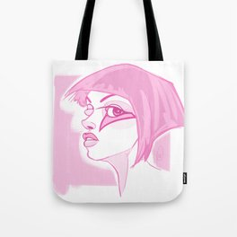 Bowie's Girl Tote Bag