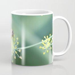 Bee and the fennel Coffee Mug