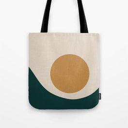 Sunrise / Sunset Minimalism II Tote Bag