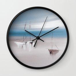 SAIL BOAT Wall Clock