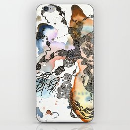 Is that a sea plant or a sea animal?  iPhone Skin