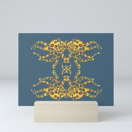 Blue-ringed Octopus Mini Art Print