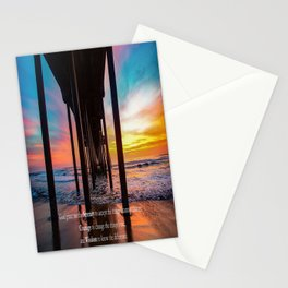 Serenity Prayer - Surf City USA Stationery Cards