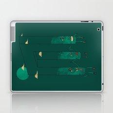 The Belvederes Laptop & iPad Skin