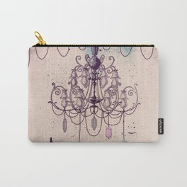 The Chandelier Carry-All Pouch