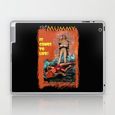 Woman in the red dress meets The Mummy Laptop & iPad Skin