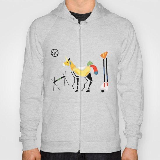 Surrealist Unicorn Hoody
