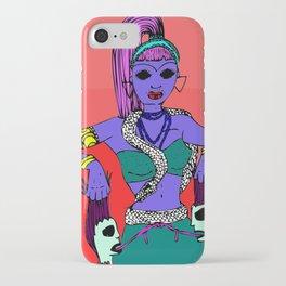 Bad Bitch iPhone Case