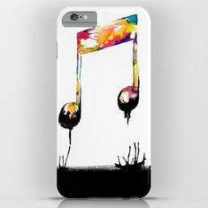 Feelings behind the darkness Slim Case iPhone 6s Plus