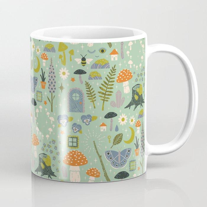 Fairy Garden Coffee Mug