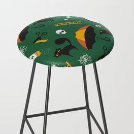 The Usual Suspects (Patterns Please) Bar Stool