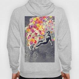 Flower surfing Hoody