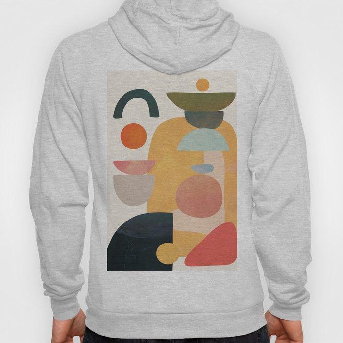 Modern Abstract Art 70 Hoody