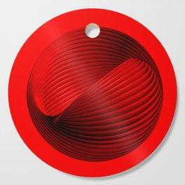 abstract art Cutting Board