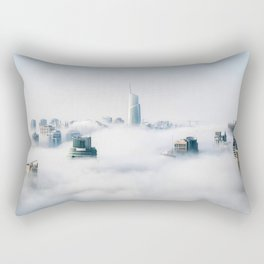 Dubai Above The Clouds United Arab Emirates Ultra HD Rectangular Pillow