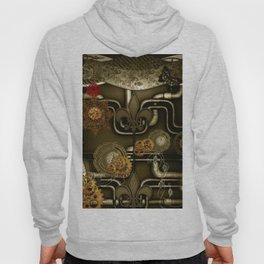 Wonderful noble steampunk design Hoody