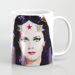 Lynda Carter Coffee Mug