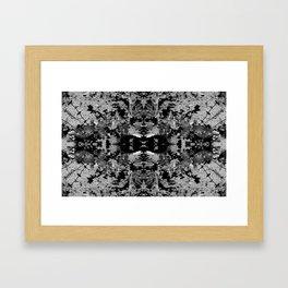Kaleidescope Nights Framed Art Print