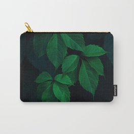 Leaves by Rodion Kutsaev Carry-All Pouch