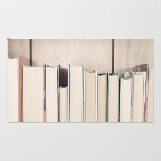 The Book Collection Rug
