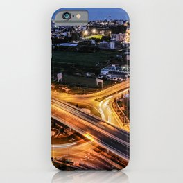 Light Trails iPhone Case