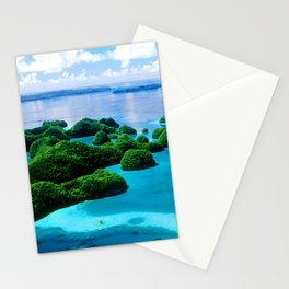 Where Heaven Touched Earth: Palau South Pacific Islands Stationery Cards